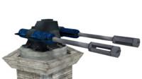 Double Gun Turret