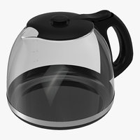 coffeepot coffee 3d 3ds