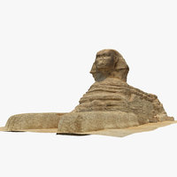 s great sphinx giza