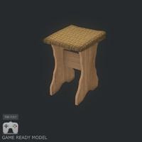 maya stool