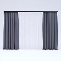 3dsmax curtains 025