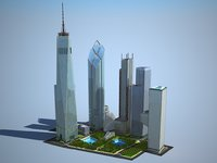 New World Trade Center Complex