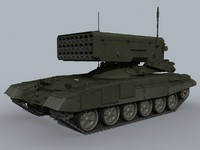 3d tos-1a sunheat tos-1 model