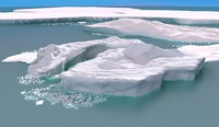 icescape ice 3d model