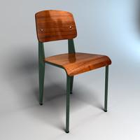 max jean standard chair vitra