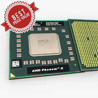 cpu amd phenom ii 3d max