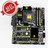 3d model pc motherboard gigabyte g1