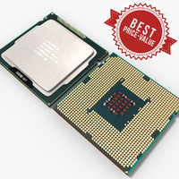 3d model cpu intel celeron g465