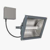 wallmounted floodlight lights max