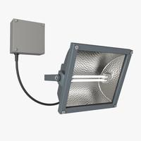 wallmounted floodlight lights max