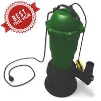 sludge pump 3d max