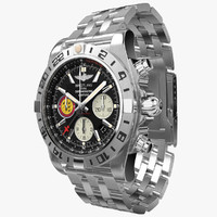 3d breitling chronomat swiss model