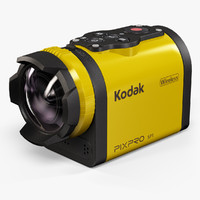 3d model kodak pixpro sp1