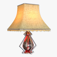 vita ri 22163 table lamp 3d model