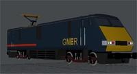 maya train loco class 91