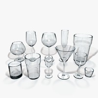 11 Different Glasses