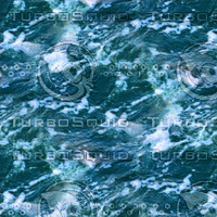 Ocean foam 1