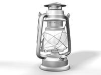 kerosene lamp 3ds
