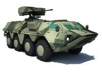BTR 4 Grom