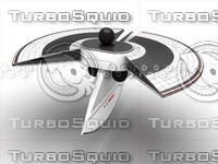 3d model of probe