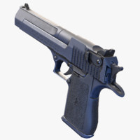 3d max ready desert eagle
