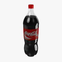 coca cola 1 5 3d max