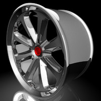 Vienos 8 Spoke Sports Wheel