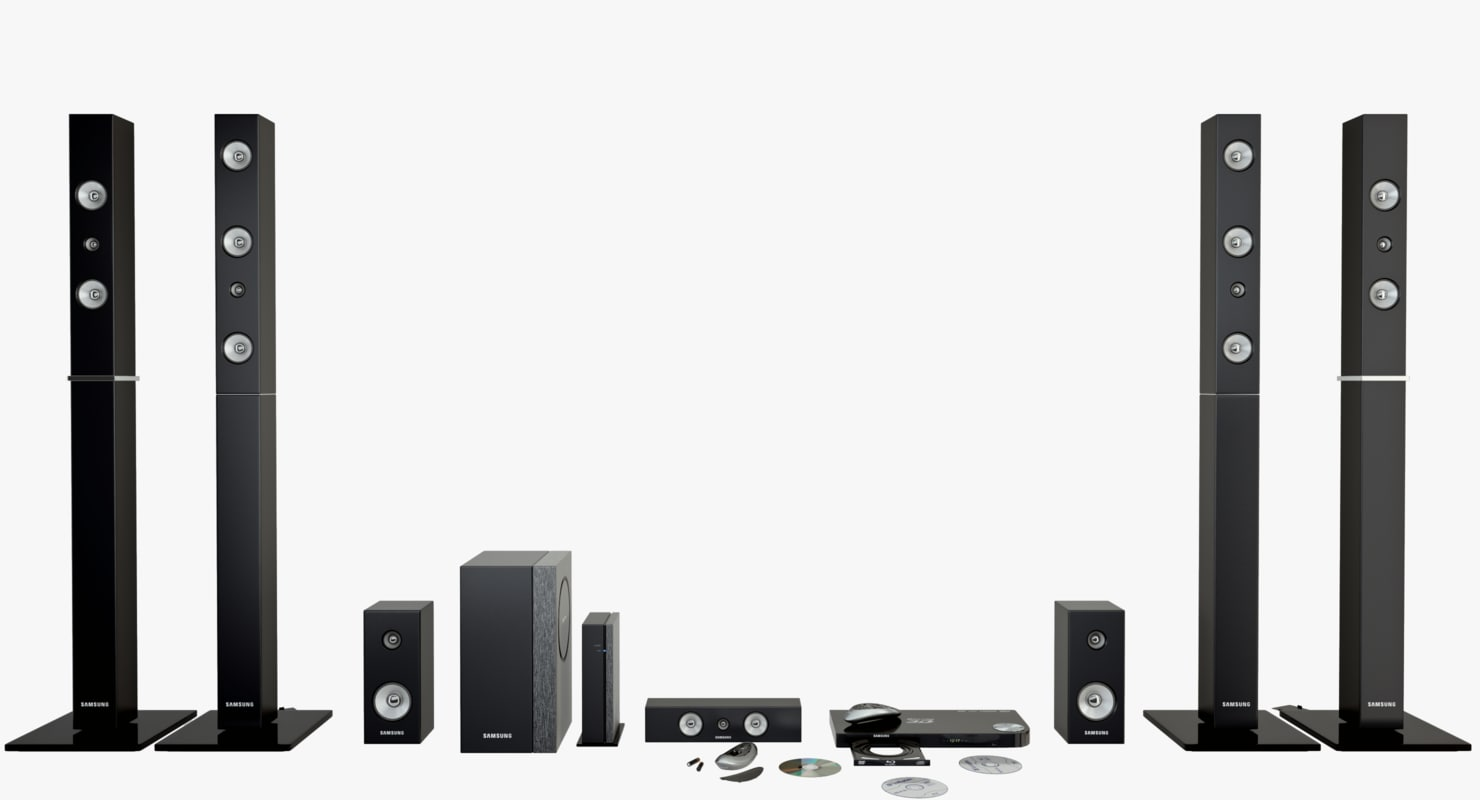 Home Theatre System Main.png