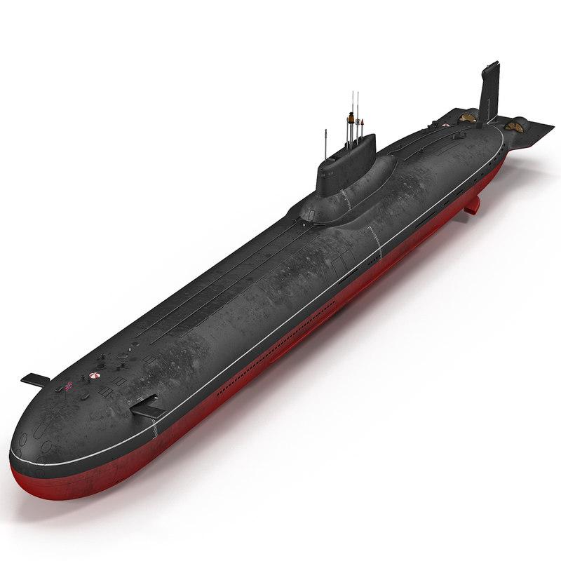 Typhoon Class Submarine 3d model 01.jpg