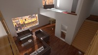 apartment fbx