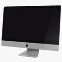Apple iMac 21.5 3D models