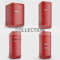 SMEG Refrigerator Collection