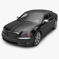 3ds max 2012 chrysler 300c