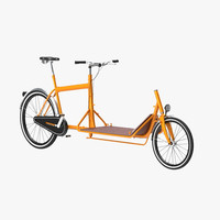 3d transport bicycle