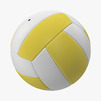 maya volleyball ball 3