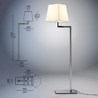 Contardi Liseuse FL Floor Lamp