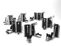 3d sport trainer model