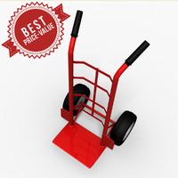 walkie truck 3d model