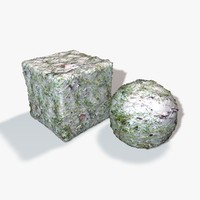 Grassy Snow Texture