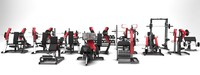3d fitness equipment model