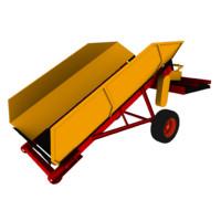 miedema hopper 3d model