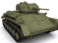 T 80 Tank