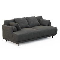 3d model sofa giorgetti maharaja
