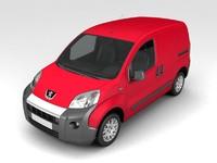 Peugeot Bipper Panel Van