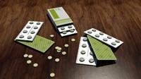 medic pill 3d max
