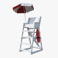 max lifeguard chair umbrella