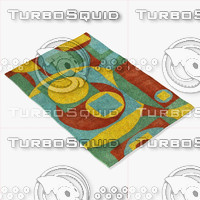 3ds chandra rugs rai-809
