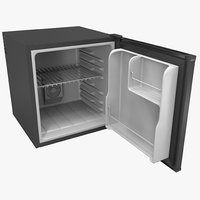 superconductor refrigerator avanti 3d model