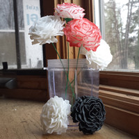 Carnation flower blossom 3D Printable