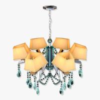 proton mn 114 chandelier 3d model
